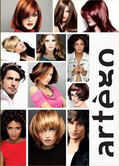 Artego hair styling