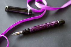 Conklin Duragraph Purple Nights fountain pen