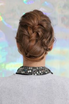 Updos For Long Hair - How To Style Straight Locks