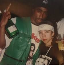 Tupac Shakur and Tiny