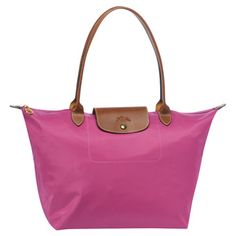 Longchamp Le Pliage Large Folding Tote Fuchsia : Longchamp Outlet, Welcome  to authentic longchamp outlet store online.Fashional and cheap longchamp  bags on ...