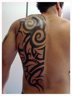 tattoo tribal costas - Pesquisa Google