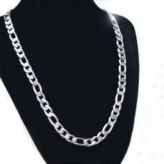 441f4ac9c Masivní #náhrdelník #figaro zn. #EXEED, vyrobený z leštěné #chirurgické #