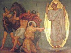 """Feast of the Conversion of St Paul, Apostle"" (January 25) Liz Estler, spiritualdirection.com"