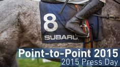 Last season just under 300 horses paraded the striking navy blue Subaru number cloths at weekend Point-to-Point races across the country, this season this figure is set to double. To find out more go to: http://www.pointtopoint.co.uk/ #PointtoPointer #P2P #GoPointing #SubaruUKP2P www.youtube.com/watch?v=PPj-14PI6_U