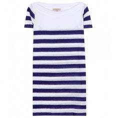 Burberry Brit, nautical minidress