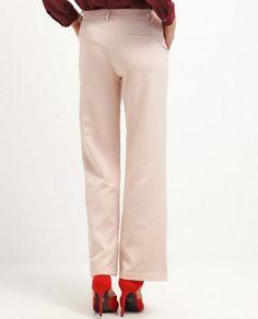 Sparkz DENTA Spodnie materiałowe nude