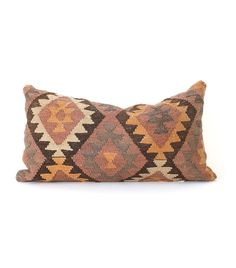 The Best Kilim Pillows for Every Room in the House via @MyDomaine