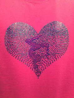BLING rhinestone gymnastics shirt - personalize to your team colors!