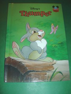 THUMPER ~ 2003 DISNEY BOOK #Kids #Book