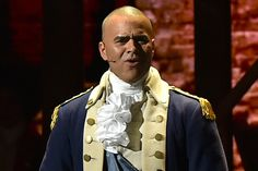 Christopher Jackson Is Saying Good-bye to Hamilton