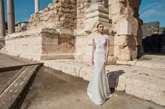 WedLuxe– Lian Rokman – Amadeus Collection 2016 |  Follow @WedLuxe for more wedding inspiration!