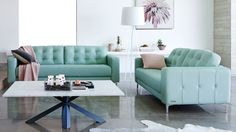 Home :: Furniture :: Lounges :: Leather Lounges :: Ruby Leather Sofa