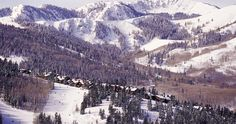 Scenic Views at Deer Valley Resort