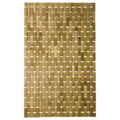 "Threshold™ Bamboo Wood Rattan Mat - 18x29"""