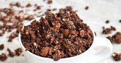 recept na Domácí čokoládové müsli