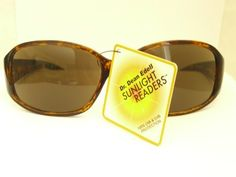 Sunlight Readers (SB6) Sunglasses, Ladies Tortoise Frame, +1.25 by Dr. Dean Edell. $12.99. Dr. Dean Edell Eyewear, America's most trusted brand of premium readers, feature well designed, optical quality lenses and frames at an excellent value. These Sunlight Readers combine the outdoor comfort and protective benefits of sunglasses with the corrective technology of bifocal reading glasses.