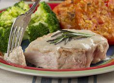 Pork Chops and Gravy | MrFood.com