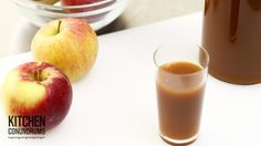 DIY Homemade Apple Cider - Kitchen Conundrums with Thomas Joseph