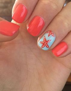 Summer Nail Art Designs That Are So Vivid!