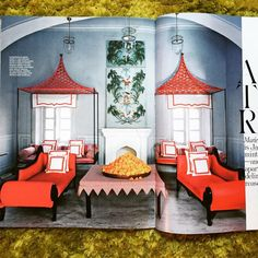 Forever Jaipur ! The incredible home of my darling Marie-Anne house in India. Thanks @amytastley @archdigest #aprilissue #produceandstyledbyMoi #beigeisnotacolor #beyondchic #happyroom #incredibleindia #luckyme #orangemarigoldsinstallation #chinoiserie @vikkaso photo by @francoishalard