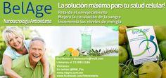 BelAge - La solución máxima para tu salud celular.