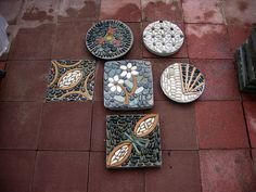 stepping stones by Robert S. Thomas, via Flickr