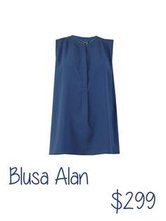 Blusa Alan