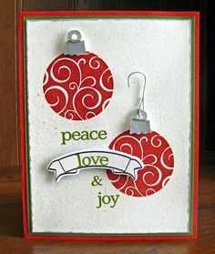 Vanessa's Paper Creations: It's feeling a lot like Christmas :)