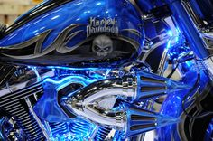 Burning Gas and Going Fast!: EasyRider Motorcycle Show in Columbus Ohio