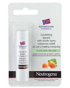 Norwegian Formula Nourishing Lip Care with Nordic Berry | NEUTROGENA®