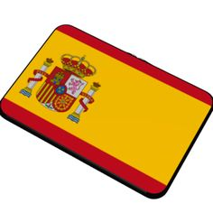 #Spanish by #DiplomaticImmunity, #Spain, #KingdomofSpain, #España, #Madrid, #Catalonia, #Aragon, #Valencia, #Seville, #Barcelona, #FCB, #RealMadrid, #flag, #MacBookProCase, #Macbookcase, #LaptopCase, #alloverprint, @The Citrus Report