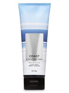 Coast Ultra Shea Body Cream | Bath & Body Works