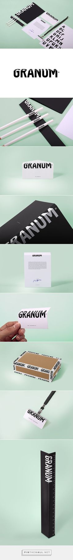 Granum Identity on Behance | Fivestar Branding – Design and Branding Agency & Inspiration Gallery