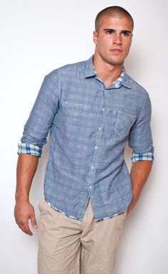 Inland Empire Shirt by Life After Denim