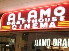 "The Alamo Drafthouse movie theater received nationwide recognition for their strict ""no talking or texting"" policy, but once you've been there, you'll remember them for their personality, food/bar service, and eclectic movie selection all under one roof."
