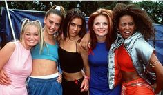 The Spice Girls; because, who doesn't love fun?!