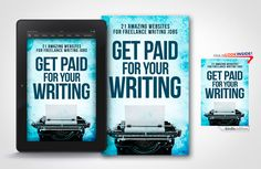 Freelance Writing Jobs - Get Paid For Your Writing!