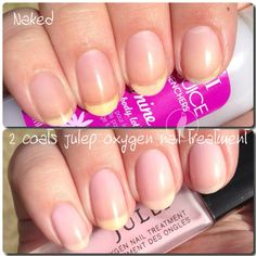 Julep Oxygen Nail Treatment Review | The Polished Fox @Julep