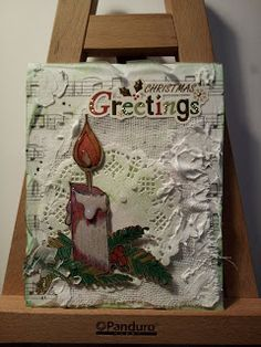 AlliElla Craft: December project
