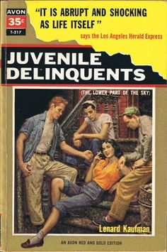 Juvenile Delinquents (Original Title: The Lower Part of the Sky) (1955)