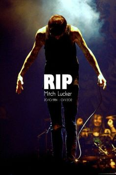 suicide silence rip mitch lucker | RIP MITCH LUCKER (SUICIDE SILENCE) on Julia Cannibal's Blog - Buzznet