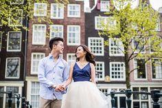 Pre wedding photography in Europe by Dario Endara Wedding Photography