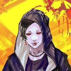 Juuzou Suzuya, Ayato, Tsukiyama, Kaneki, Fanarts Anime, Manga Anime, Yomo Tokyo Ghoul, Tokyo Ghoul Wallpapers, Dark Drawings