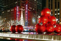 XXl city christmas decor - X-mas ball by TerraChristmas.pl