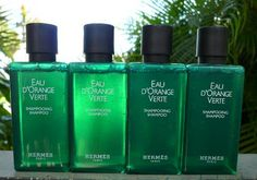 Hermes d'Orange Verte 13.5 Oz Shampoo Set - Ten 1.35 Ounce Bottles ** Details can be found by clicking on the image.