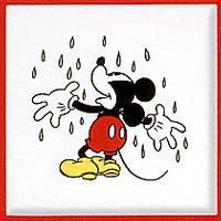 Disney& Collection Mickey Mouse Tile by Kohler& on HomePortfolio Mickey House, Mickey And Minnie Love, Mickey Mouse And Friends, Minnie Mouse, Disney Vacation Club, Disney Cruise Line, Disney Ideas, Disney Love, Mickey Mouse Bathroom