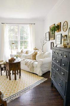 Before & After: A Reclaimed Traditional Brick Foreclosure | Design*Sponge