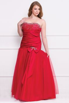 ruby red bridesmaid dresses xscape - Top 50 Ruby-Red Bridesmaid ...