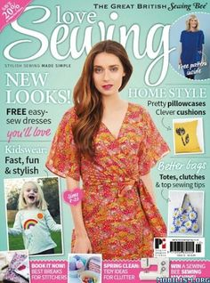sewing mag cover 2015 - Google Search